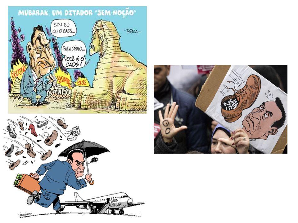 Egito Até mesmo aliados de Mubarak, como o presidente da Comissão de Relações Exteriores da Assembleia, Mostapha AL Fekki, também membro do Partido Nacional Democrata, pediram ao presidente egípcio reformas sem precedentes para evitar uma revolução no Egito.