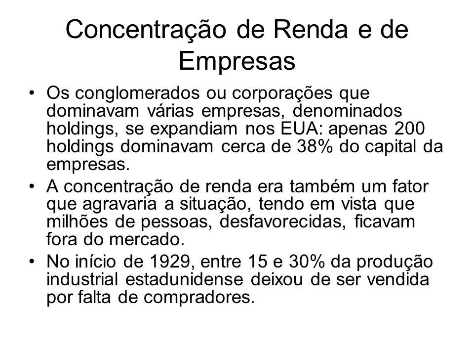 Questões de Prova: UFPel 2006 Os dados do gráfico estão relacionados (a) à crise da monocultura de exportação no Brasil, associada à crise capitalista internacional, que, internamente, favoreceu a Revolução de 1930 e, externamente, a Revolução Russa.