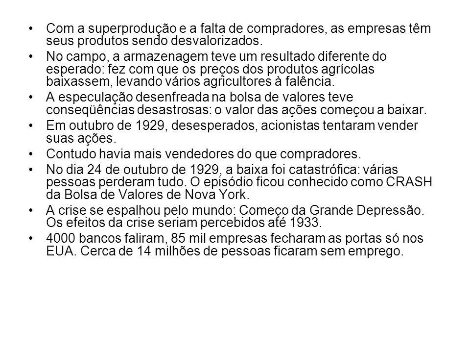 Furg 2005 Os dois últimos anos da década de vinte, marcados fundamentalmente pela Crise Mundial de 1929, são caracterizados por vários fatores que levaram à derrocada do modelo oligárquico típico da República Velha no Brasil.