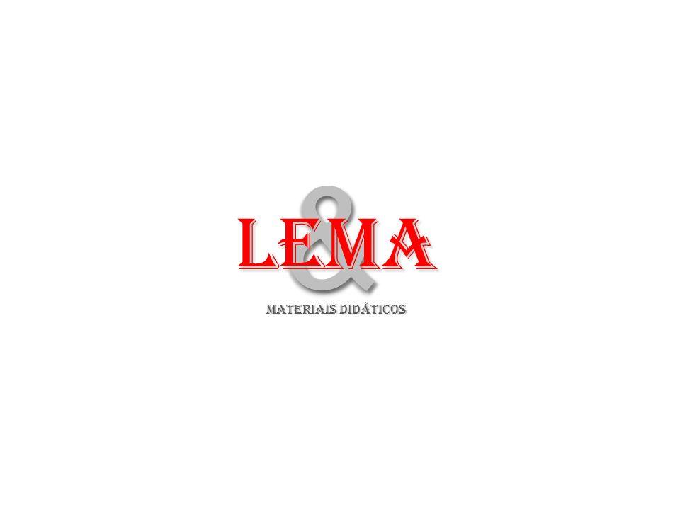 && LeMA MATERIAIS DIDÁTICOS