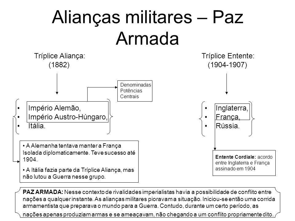 Guerra Fria 1947: Doutrina Truman: Auxiliar os países atingidos por tentativas de instaurar o comunismo.