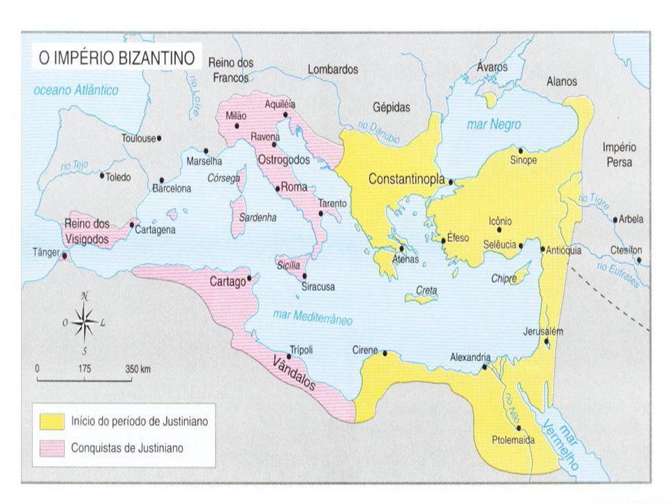 CARACTERÍSTICAS GERAIS Manutenção da cultura helenística (sincretismo entre a cultura grega e oriental).