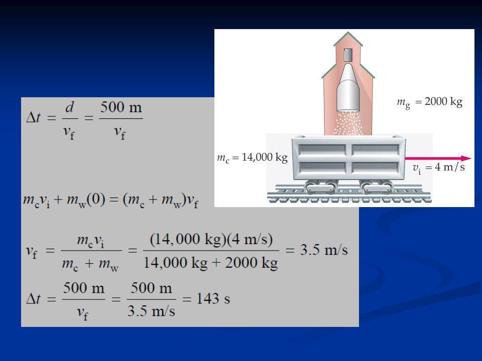 S: Como prova, calcule as energias cinéticas inicial e final