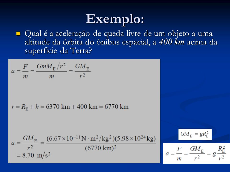 Dedução das Leis de Kepler 2ª Lei: