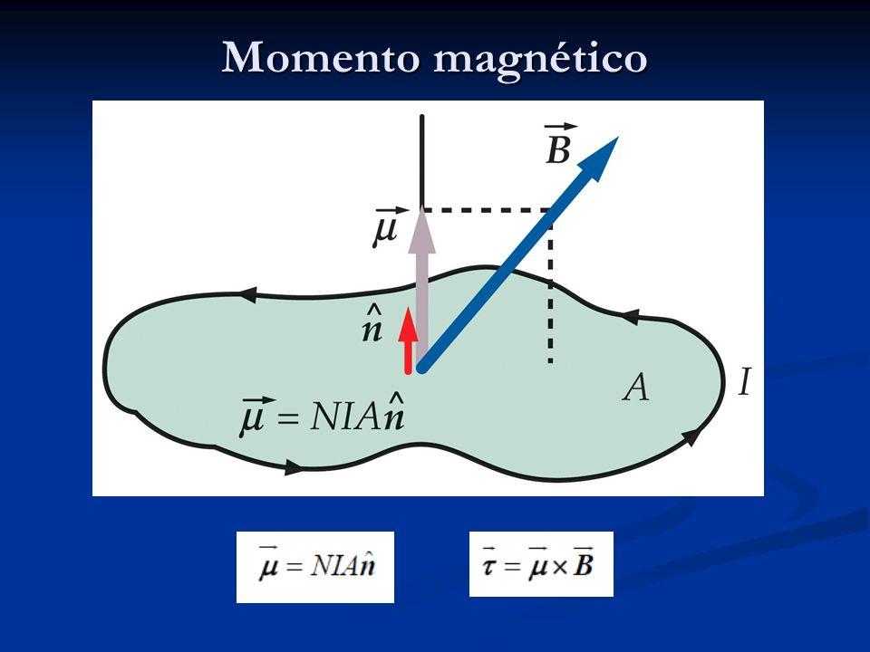 Momento magnético