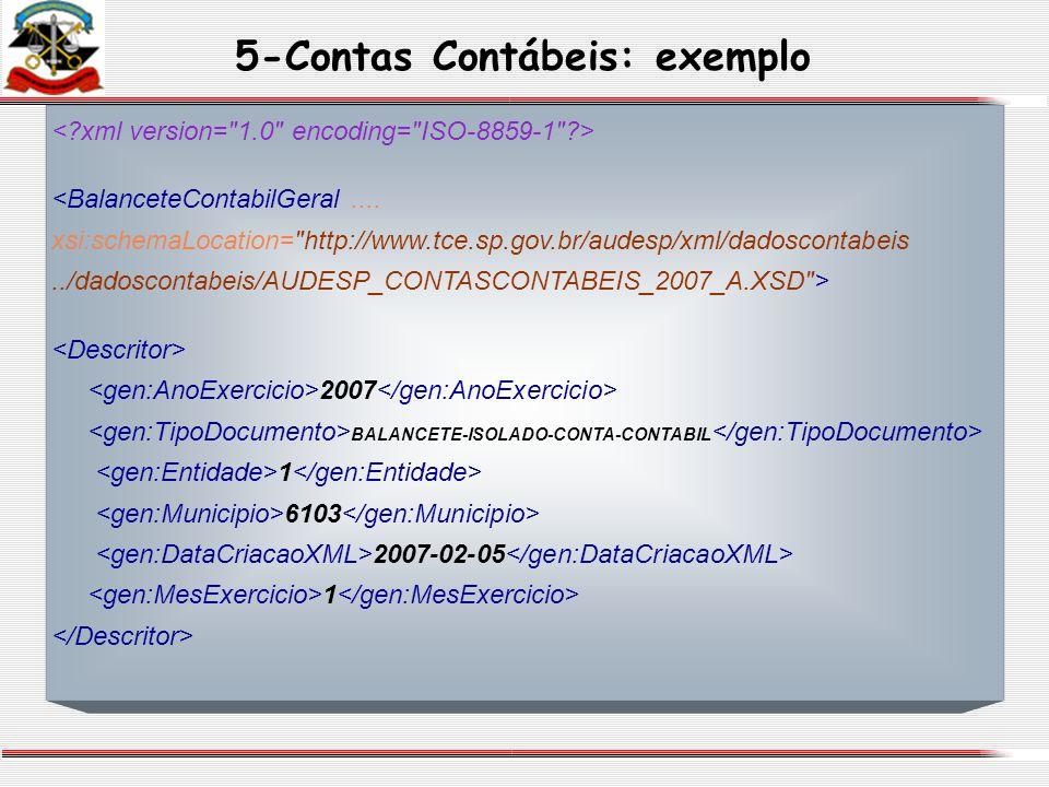 <BalanceteContabilGeral.... xsi:schemaLocation=
