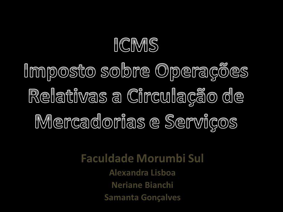 Faculdade Morumbi Sul Alexandra Lisboa Neriane Bianchi Samanta Gonçalves