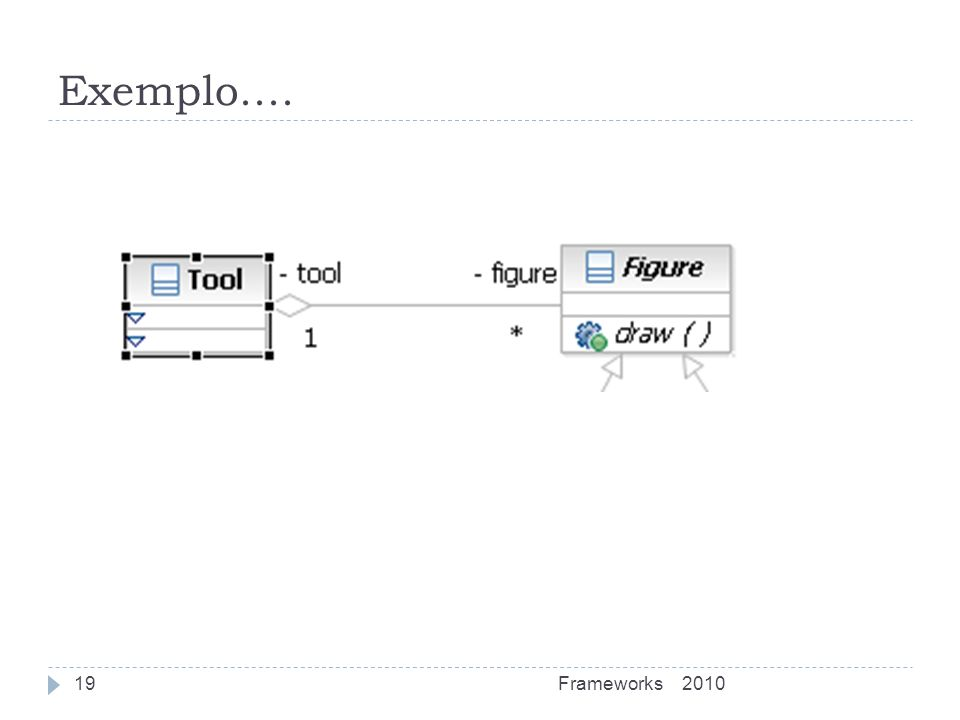 Exemplo.... 2010Frameworks19