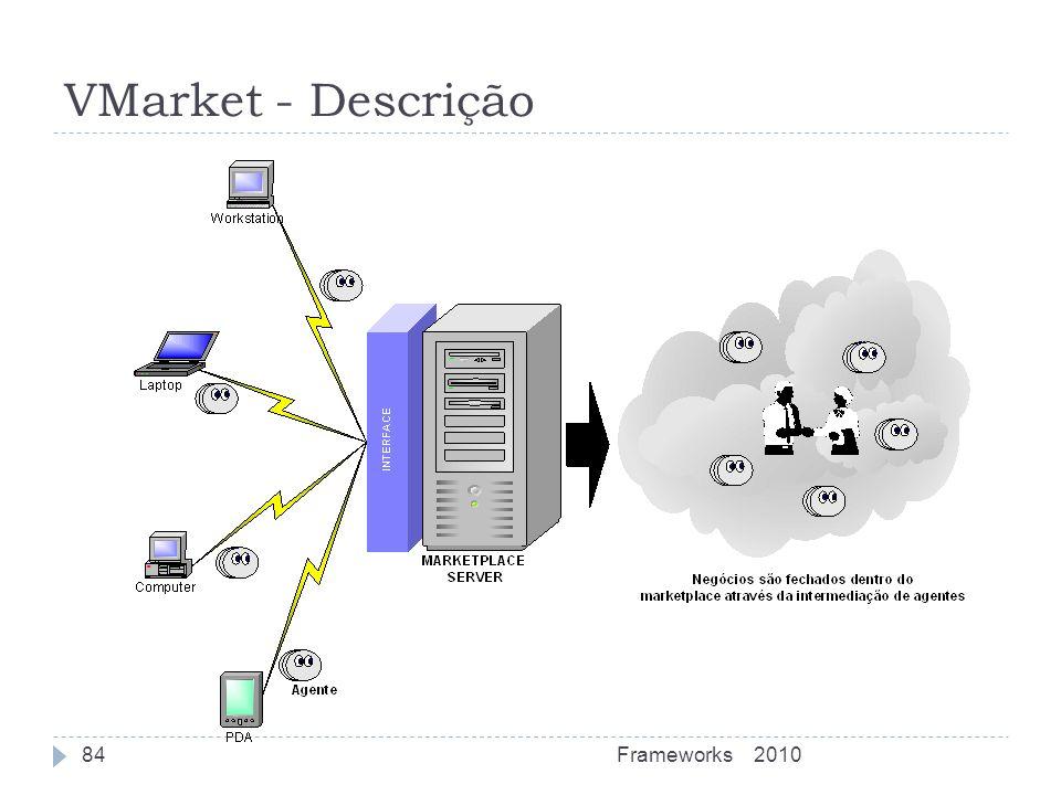VMarket - Descrição 2010Frameworks84