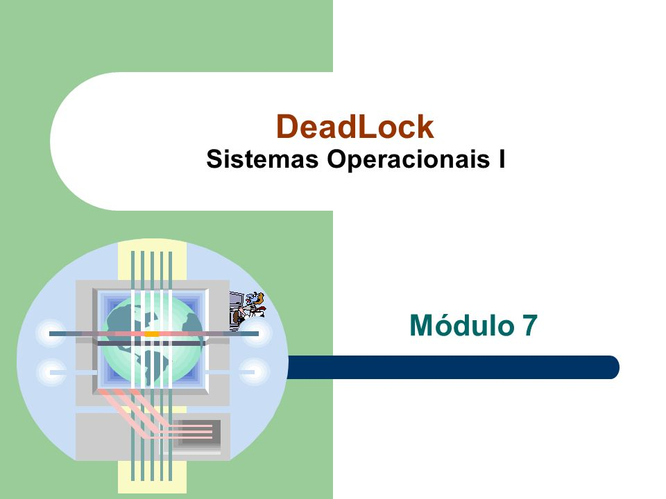 24/04/2001Sistemas Operacionais I - Versão Beta 39-2 DEADLOCK Ocorre quando um grupo de processos competem por acesso a recursos fixos Definição – Deadlock ocorre entre um conjunto de processos se todos os processos estão aguardando por um evento que só pode ser gerado por um processo do conjunto