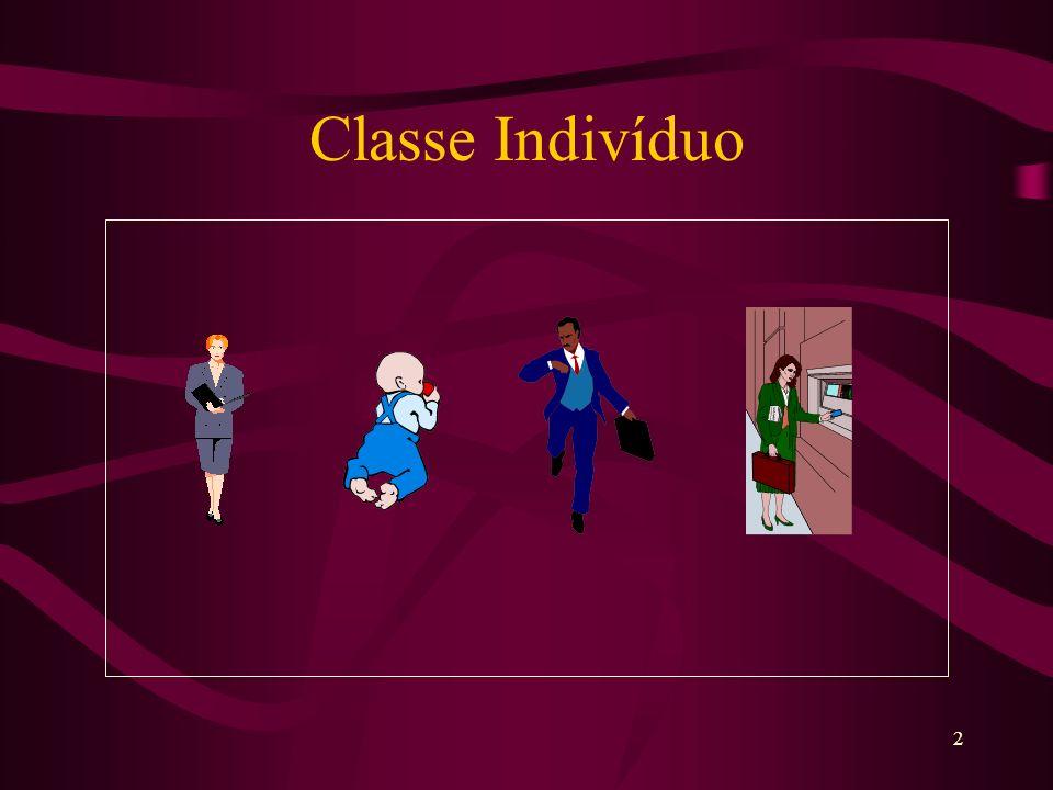 2 Classe Indivíduo