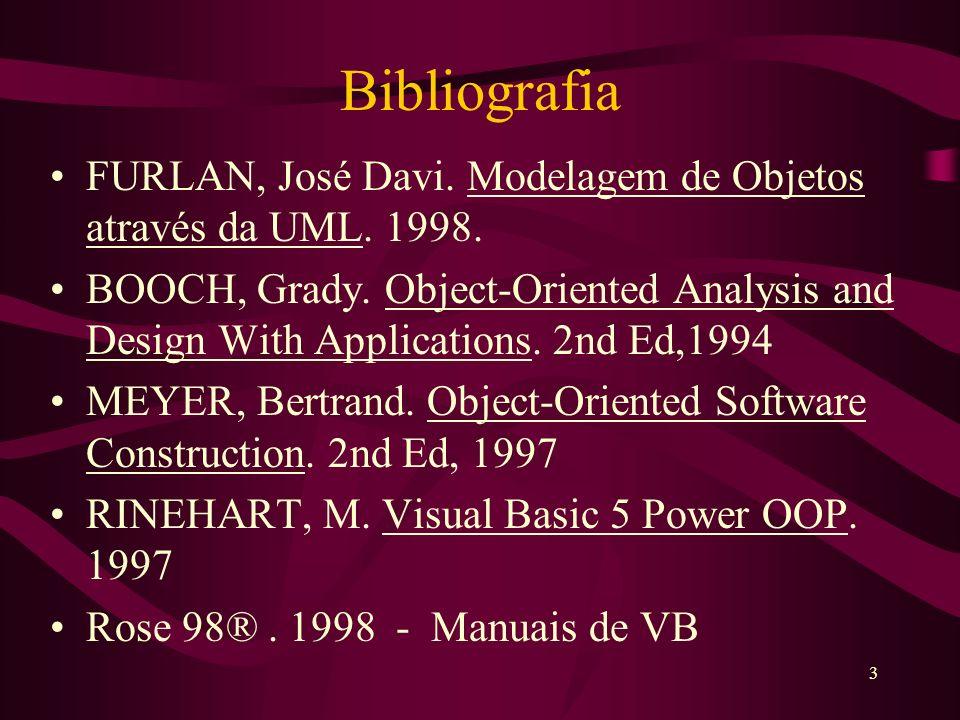 14 Abstração Organização +códigoDaOrganização +nomeDaOrganização +endereçoDaOrganização ClienteFornecedor