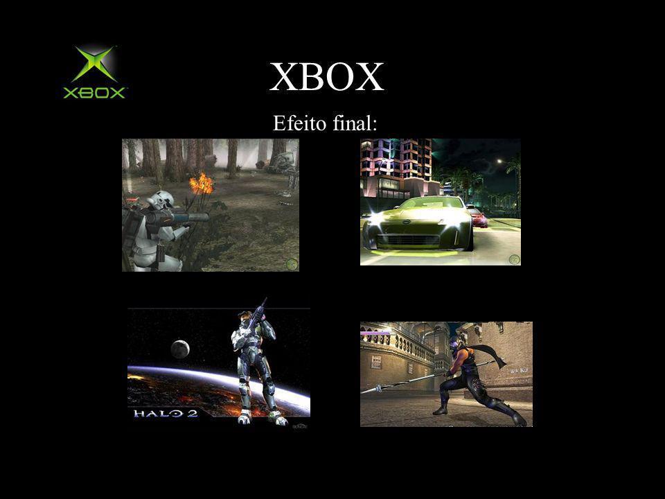 XBOX Efeito final: