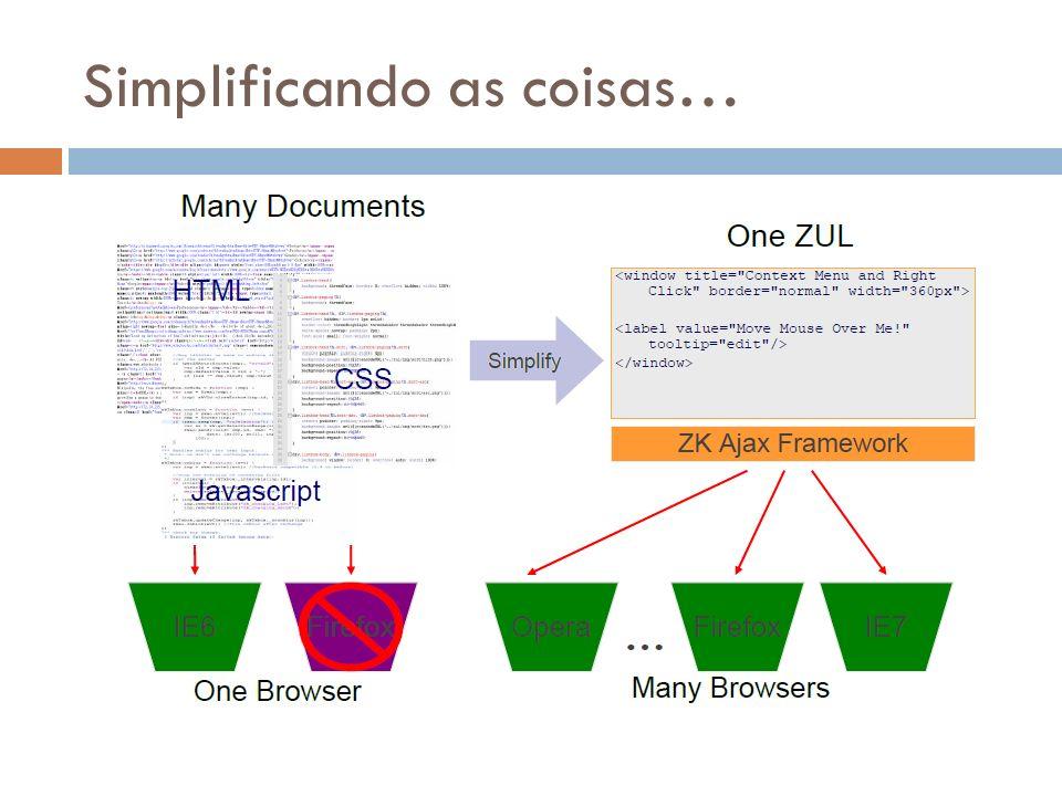 Componentes ZK Site com exemplo dos componentes: http://www.zkoss.org/zkdemo/userguide/