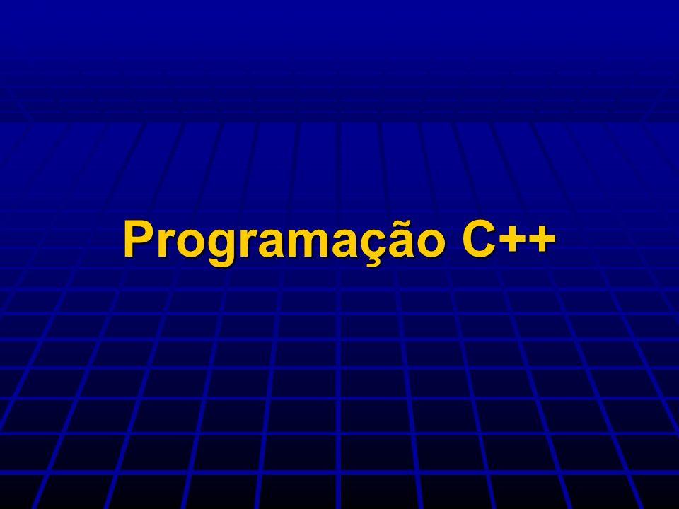 Uma linguagem em 3 níveis Uma linguagem em 3 níveis Programação Orientada a Objetos Programação Orientada a Objetos Predefinição de Parâmetros Predefinição de Parâmetros Redefinição de Operadores Redefinição de Operadores Templates Templates STL STL