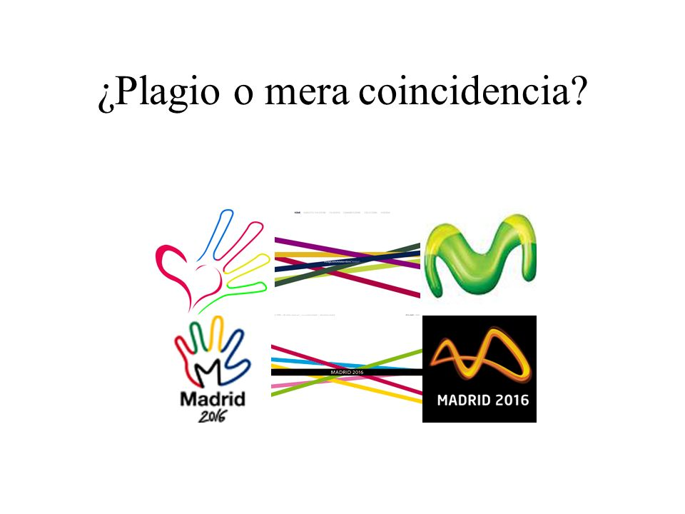 ¿Plagio o mera coincidencia?