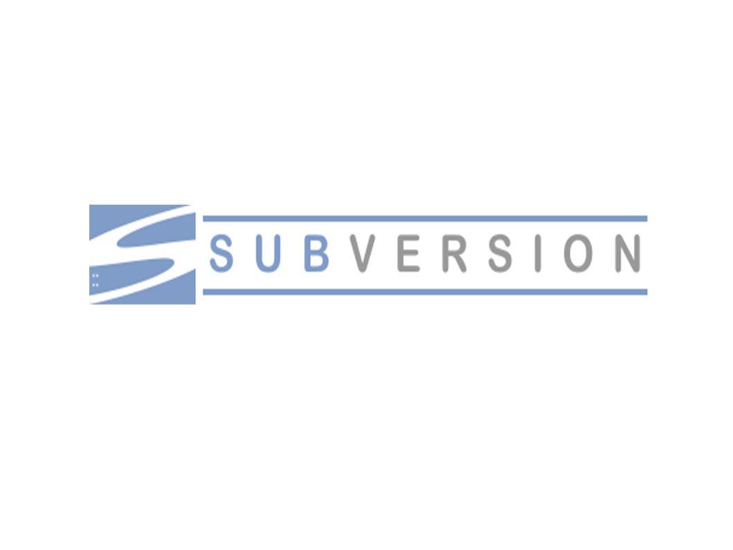 O que é .Subversion (ou svn) é um sistema de controle de versão criado para substituir o CVS.