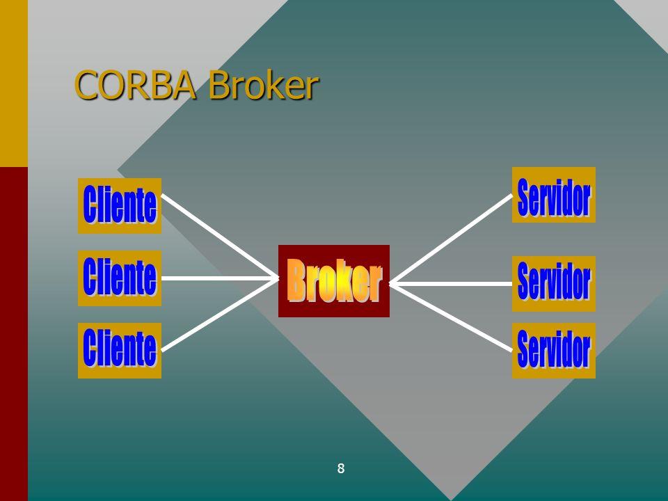8 CORBA Broker