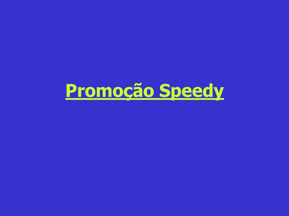 Promoção Speedy