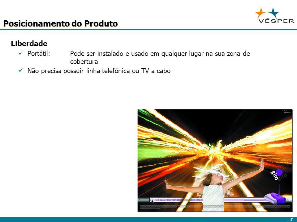 - 6 - Logomarca A INTERNET RÁPIDA QUE ACOMPANHA VOCÊ.