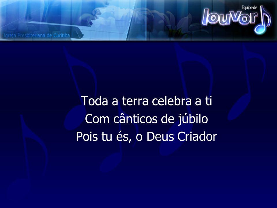 A honra, a glória, a força E o poder ao Rei Jesus E o louvor ao Rei Jesus
