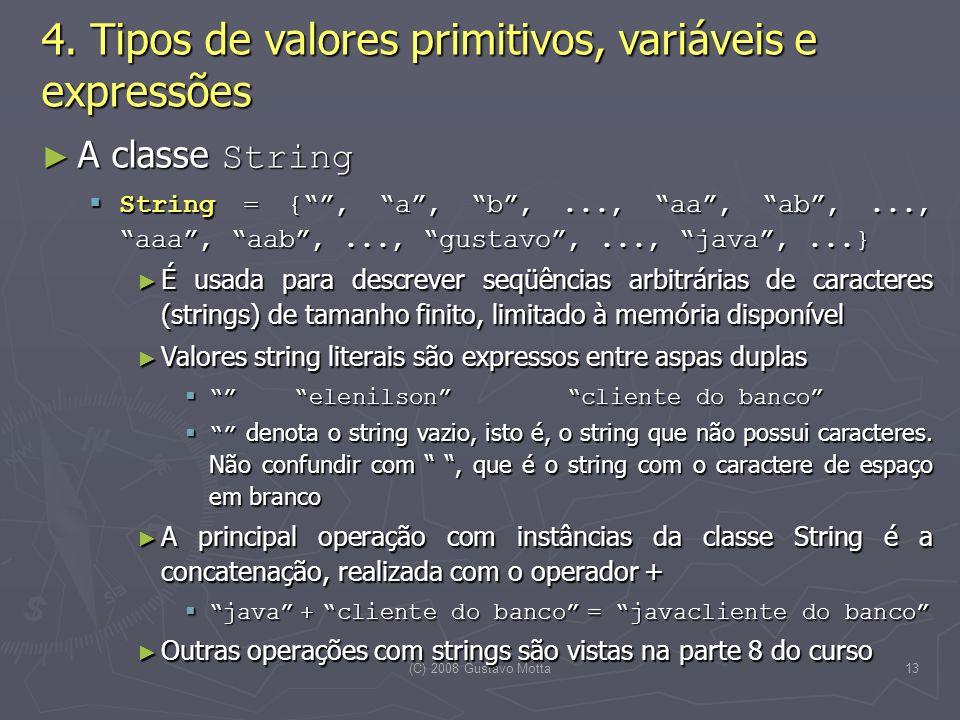 (C) 2008 Gustavo Motta13 4.