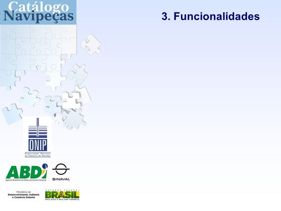 3. Funcionalidades