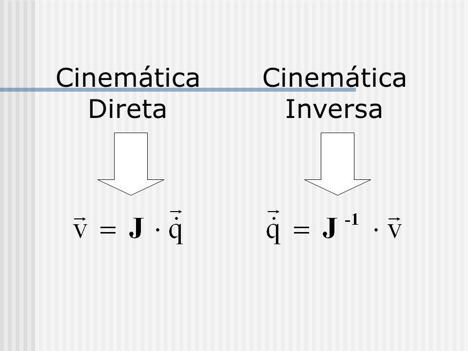 Exemplo (Robô 6 DOF) = [J]= [J]