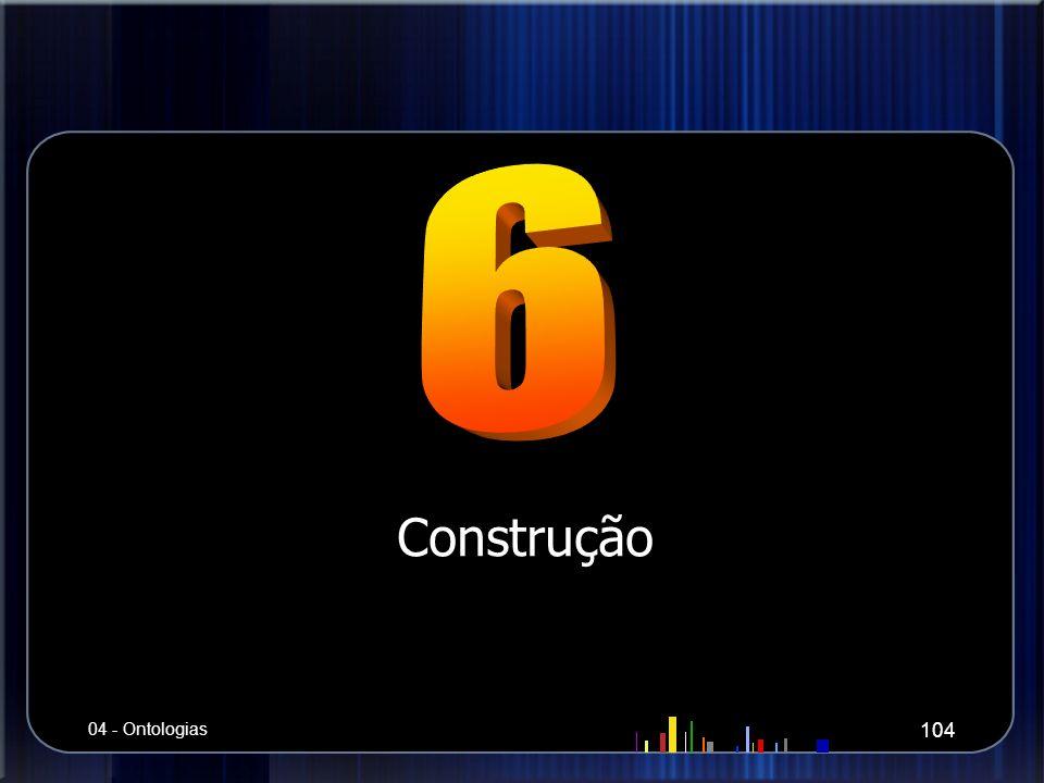 Construção 104 04 - Ontologias