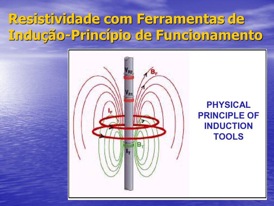 Imagem com perfil de micro-resistividade