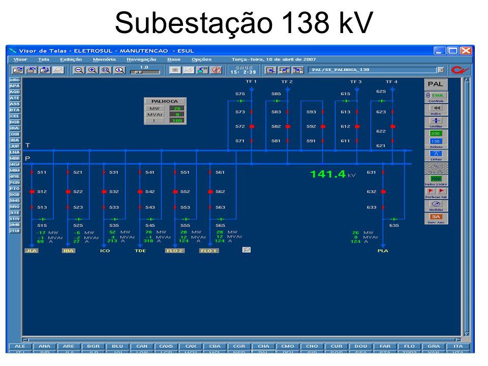 5 Subestação 138 kV