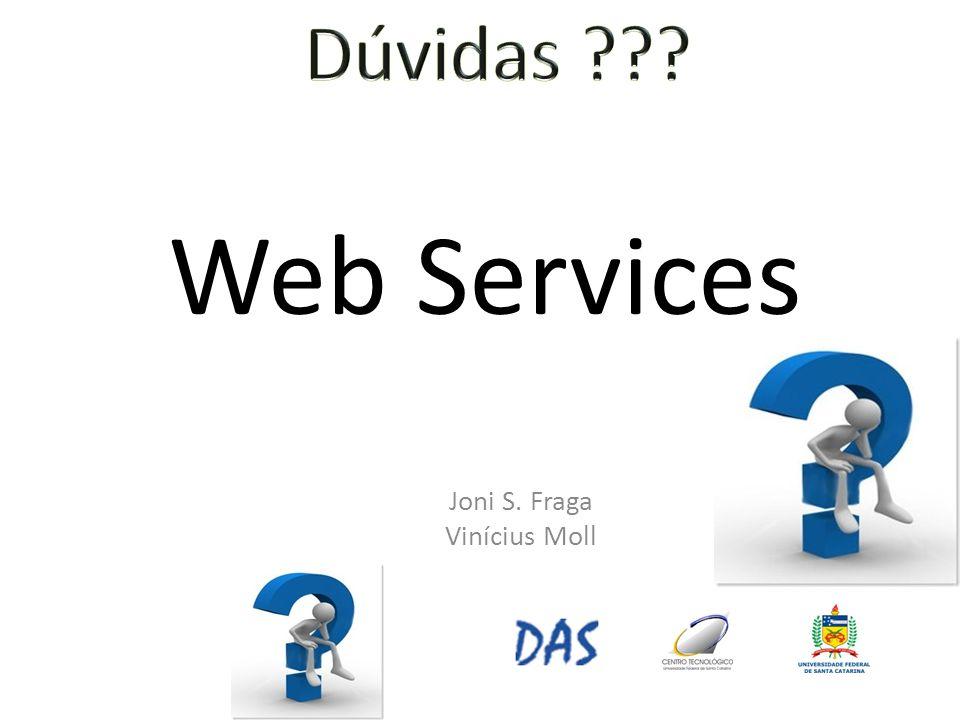 Joni S. Fraga Vinícius Moll Web Services