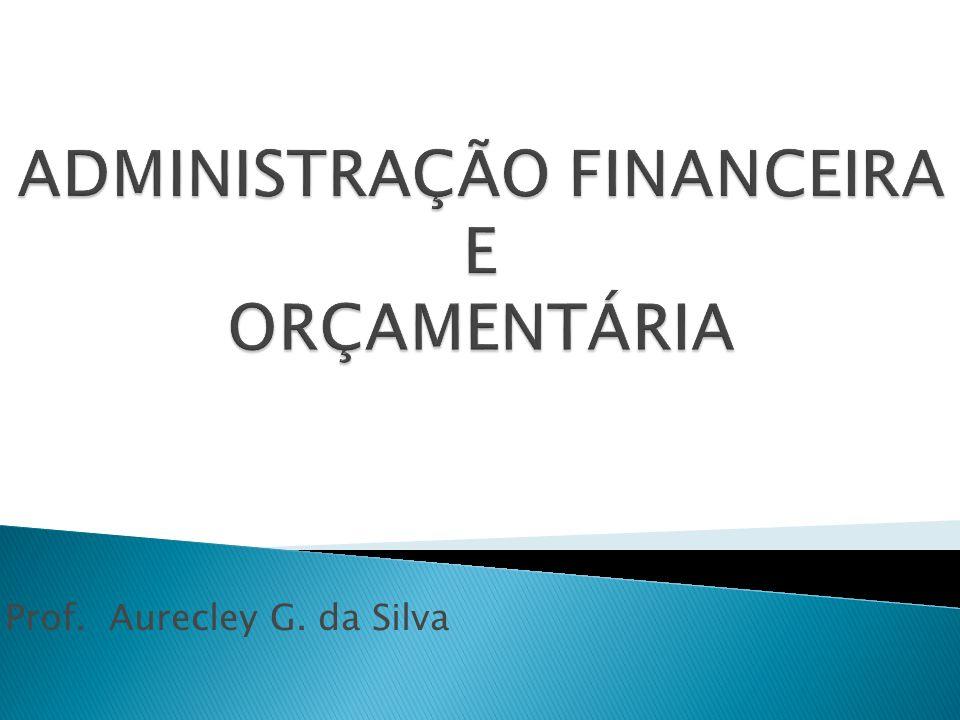 Prof. Aurecley G. da Silva