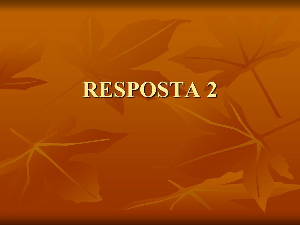 RESPOSTA 2