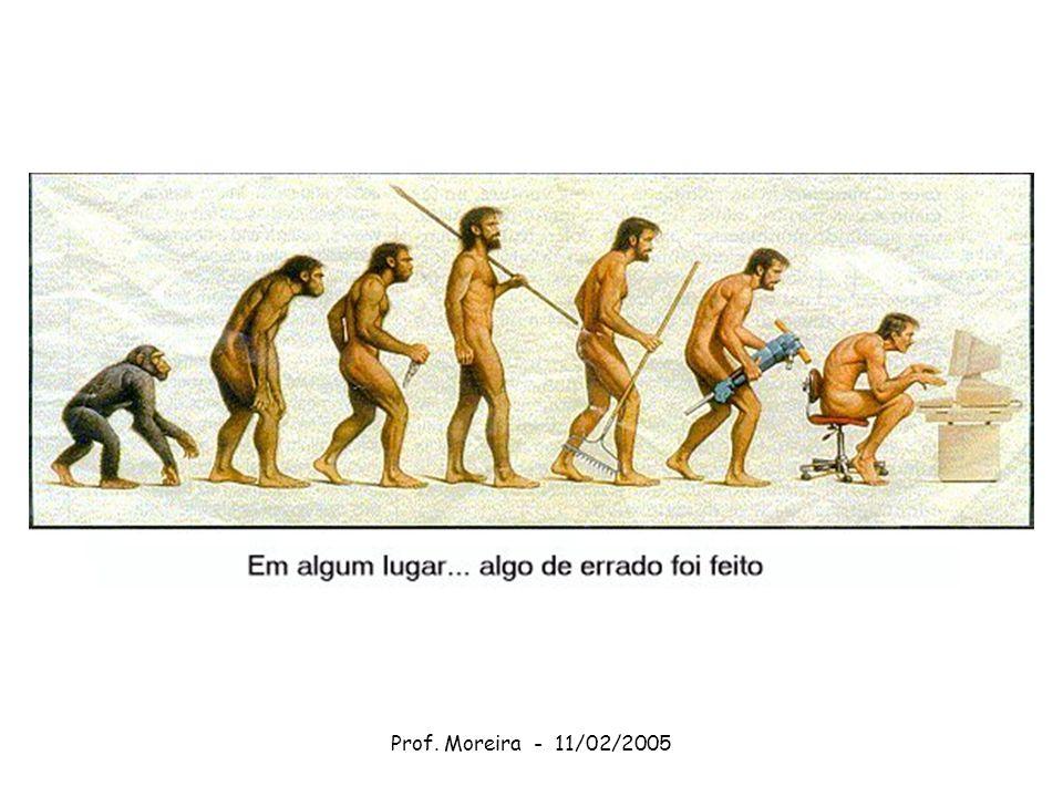 Prof. Moreira - 11/02/2005