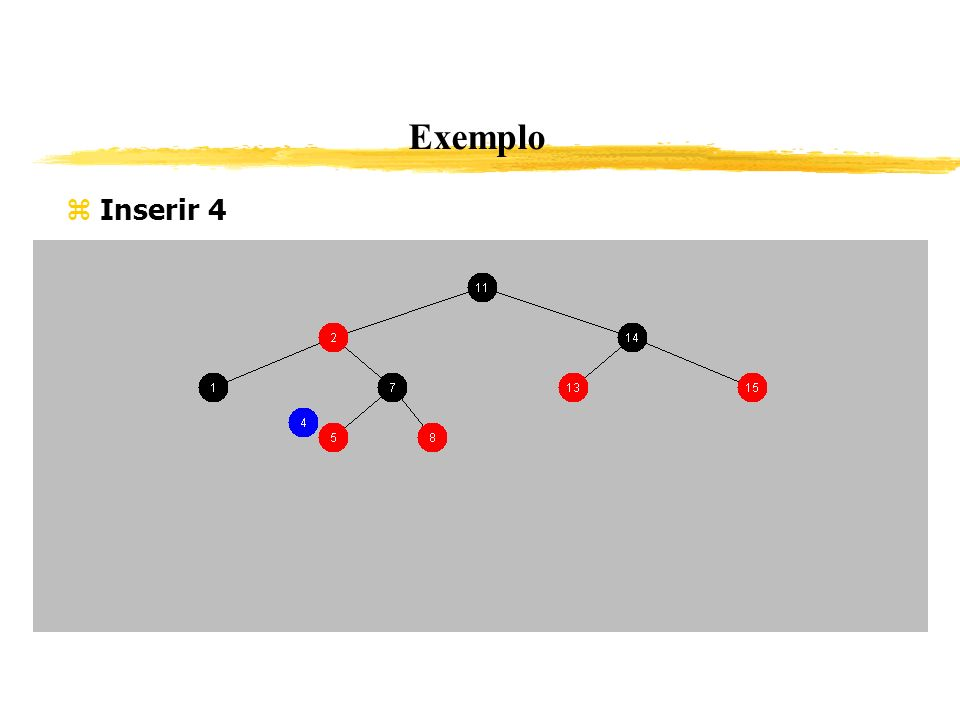 Exemplo Inserir 4