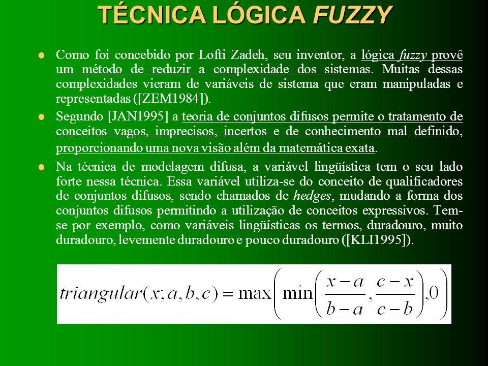 Como foi concebido por Lofti Zadeh, seu inventor, a lógica fuzzy provê um método de reduzir a complexidade dos sistemas. Muitas dessas complexidades v