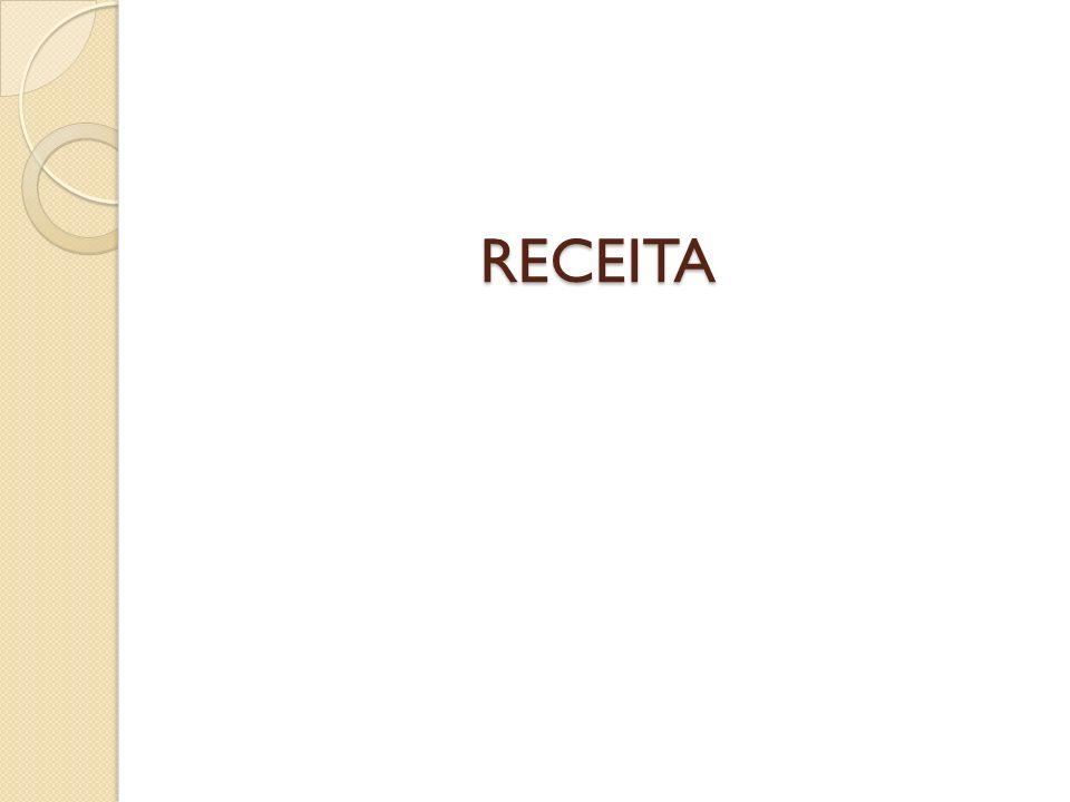 RECEITA