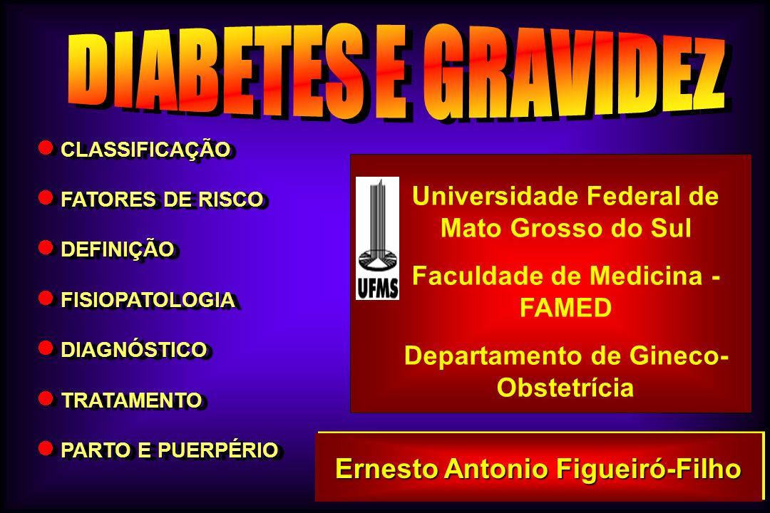 CLASSIFICAÇÃO CLASSIFICAÇÃO FATORES DE RISCO FATORES DE RISCO DEFINIÇÃO DEFINIÇÃO FISIOPATOLOGIA FISIOPATOLOGIA DIAGNÓSTICO DIAGNÓSTICO TRATAMENTO TRA