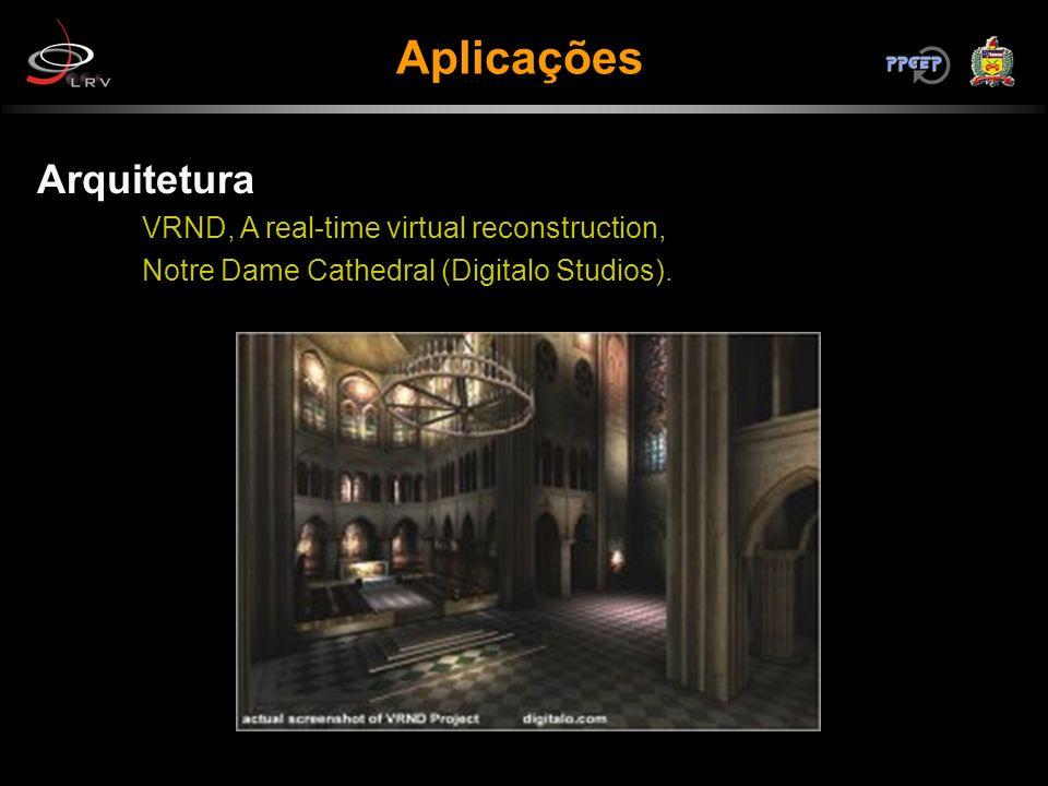 Aplicações Arquitetura VRND, A real-time virtual reconstruction, Notre Dame Cathedral (Digitalo Studios).