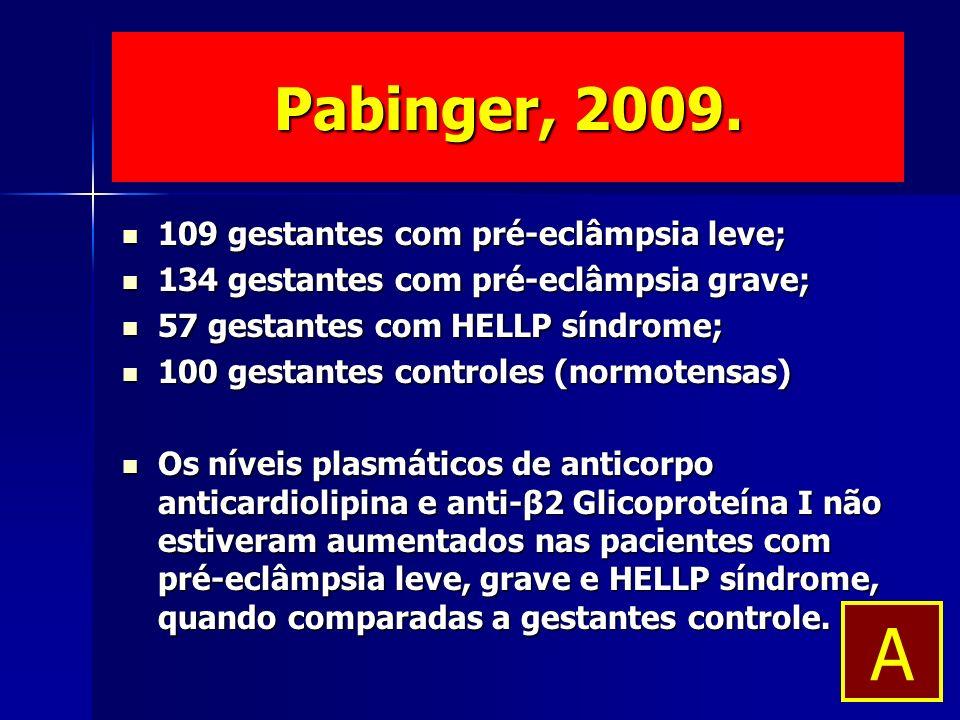 Pabinger, 2009.