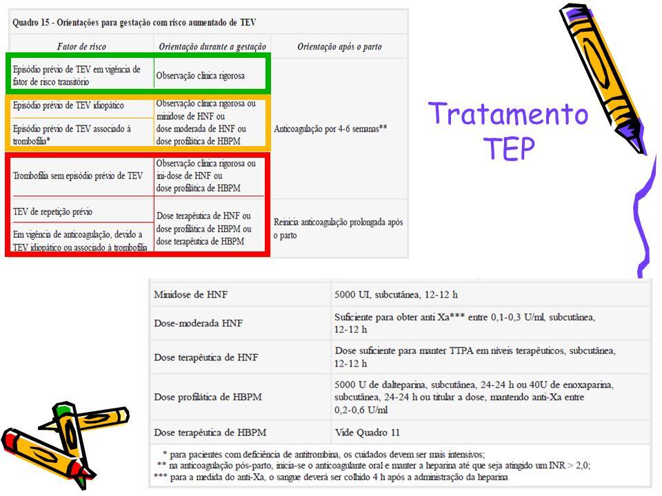 Tratamento TEP