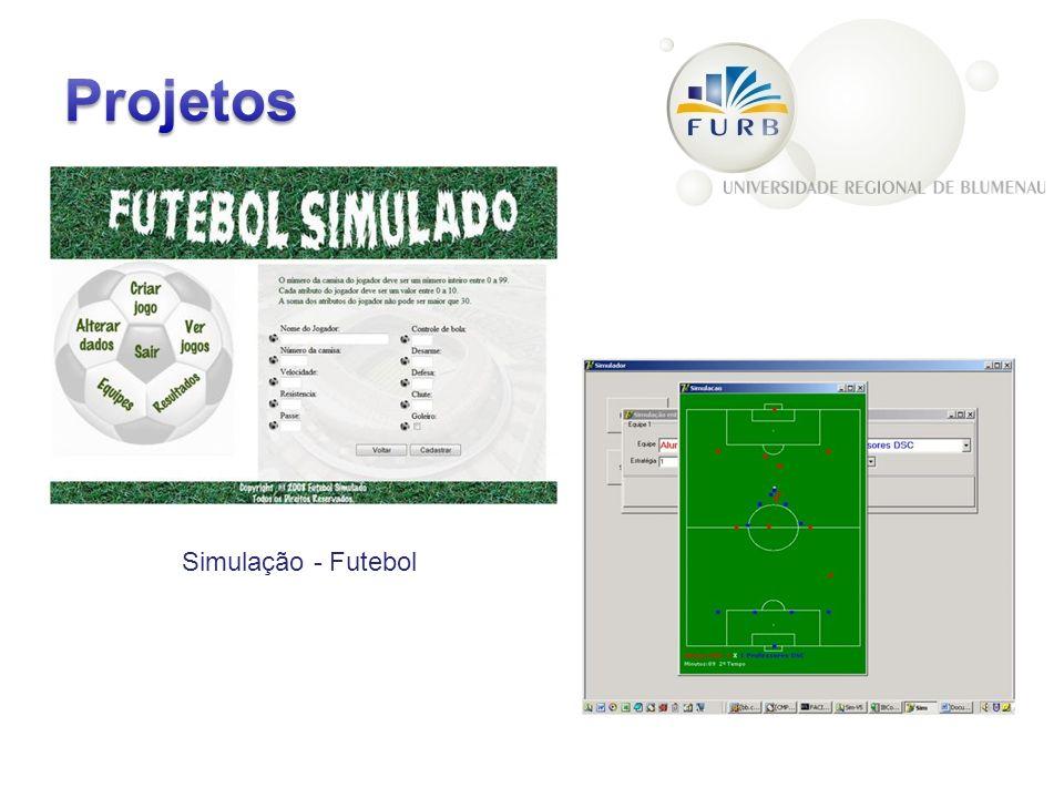 Simulação - Futebol