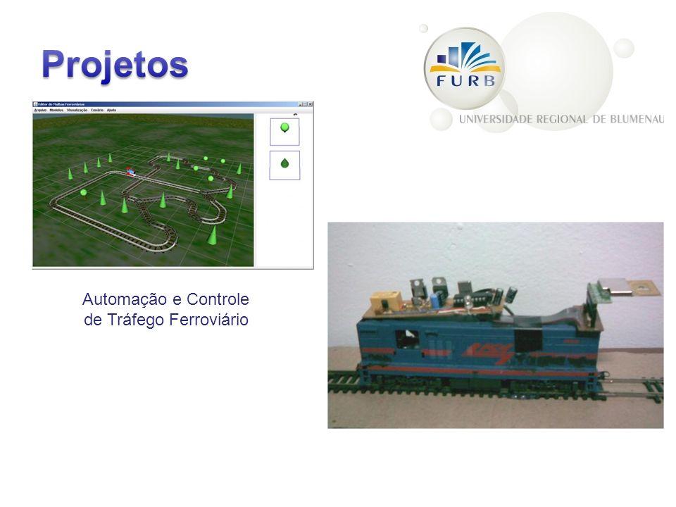 Automação e Controle de Tráfego Ferroviário
