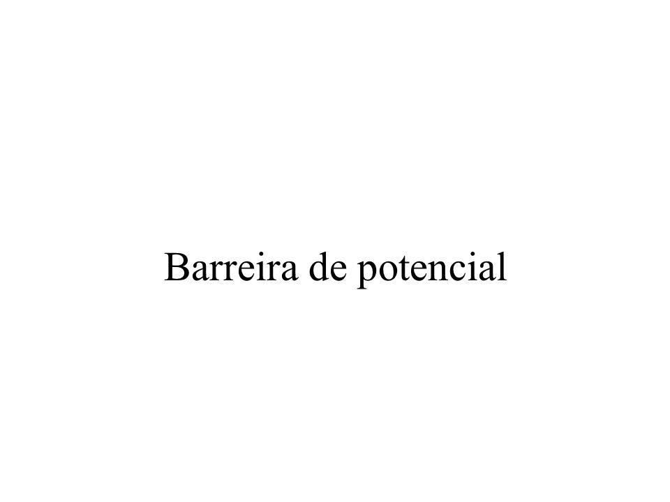 Barreira de potencial