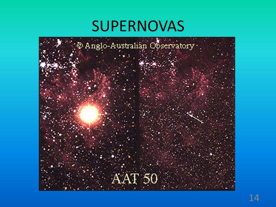 SUPERNOVAS 14