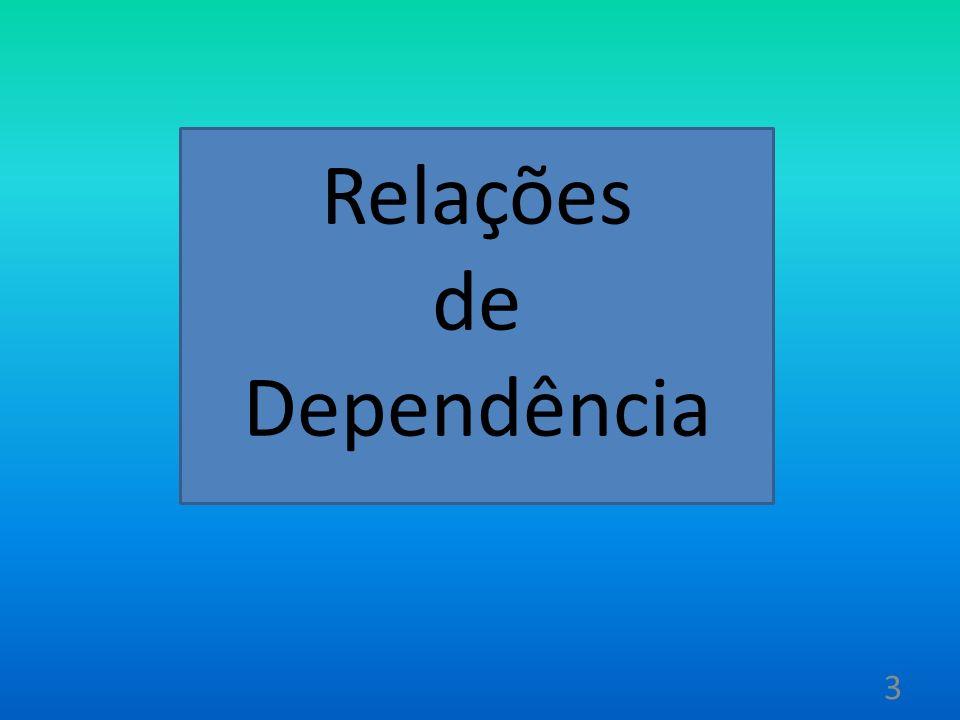 Relações de Dependência 3
