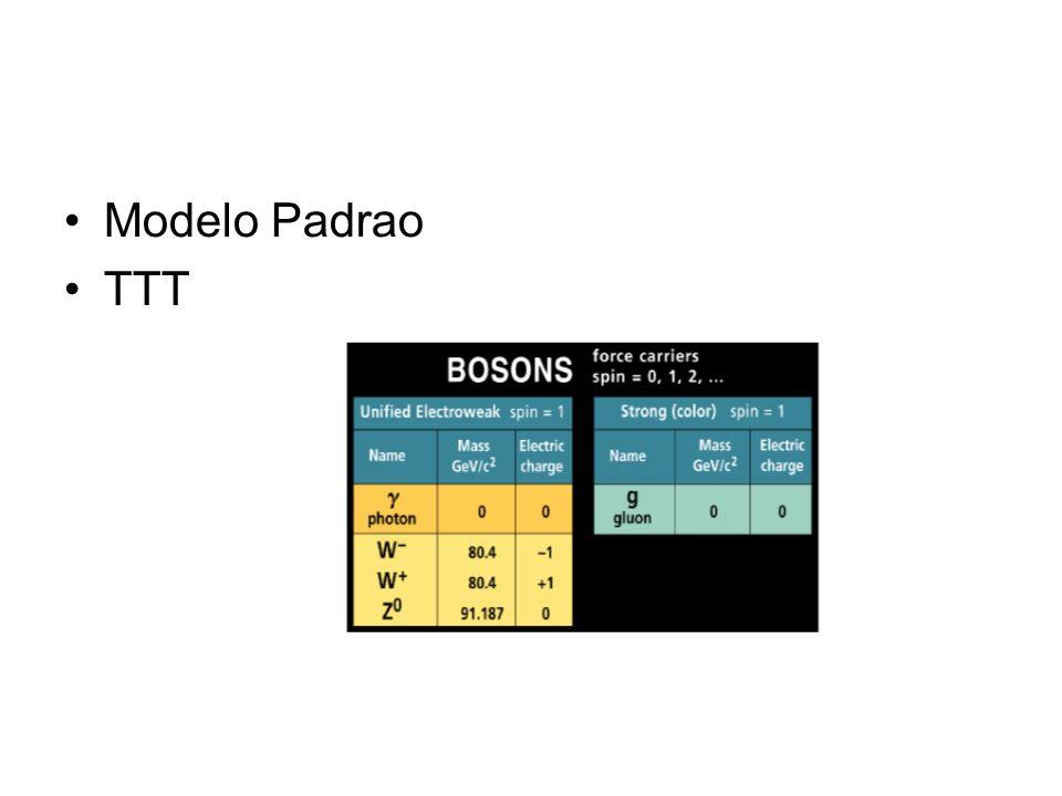 Modelo Padrao TTT