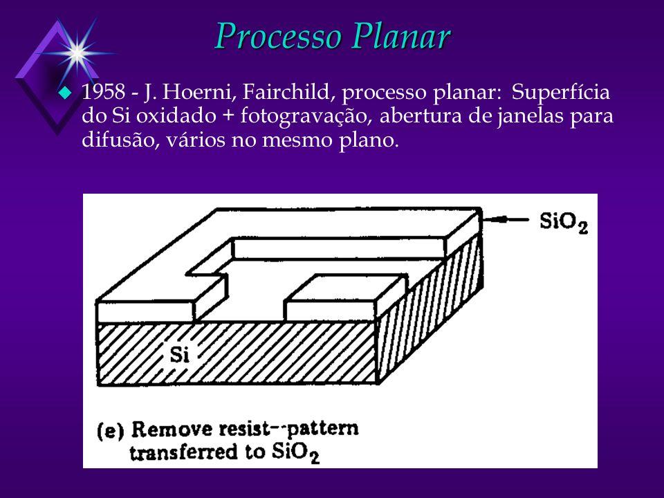 Processo Planar u 1958 - J.