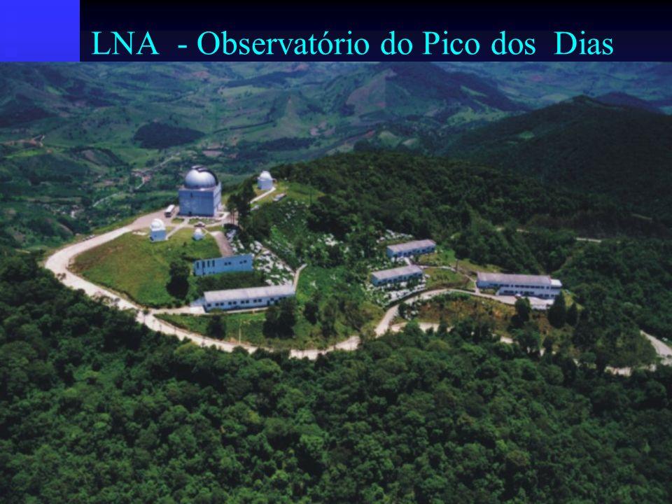 Projetos: ligar ROEN a eVLBI 14,2m Fortaleza